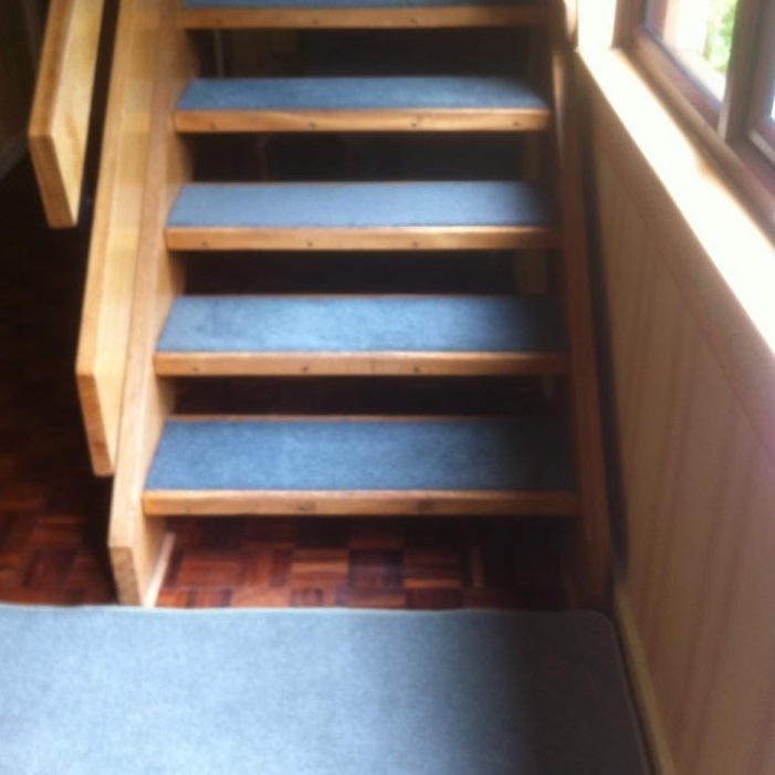Open Plan Stairs Jamies Carpets